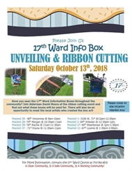 17th Ward Info Box Unveiling