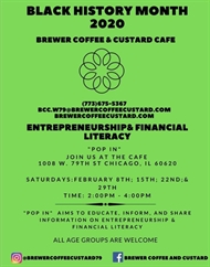 Pop In Entrepreneurship and Financiers Literacy