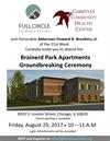 Brainerd Park Apartments Ground Breaking Ceremony