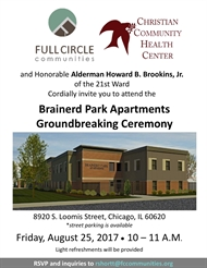 Brainerd Park Apartments Ground Breaking Ceremony
