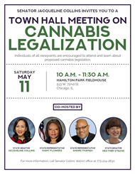 Cannabis Legalization Town Hall Meeting