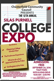 12th Annual Silas Purnell Collge Expo