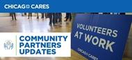 Big News for the  Chicago Cares Serve-a-thon!