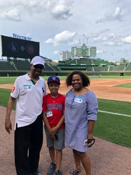 Cubs Bat Kid Experience Marks Happy Ending After Injury