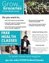 FREE Health Classes!