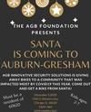 Auburn-Gresham Holiday Bike Giveaway