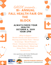Auburn Gresham FALL 'Health Fair On The Block'