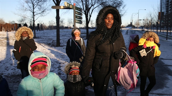 City warming centers available as bitter cold hits Chicago, Call Ahead
