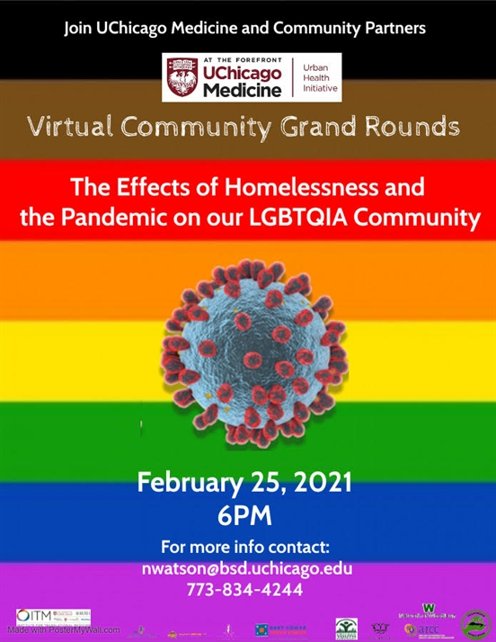 The Effects of Homelessness and the Pandemic on our LGBTQIA Community