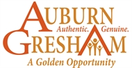 Auburn Gresham | Authentic | Genuine | A Golden Opportunity