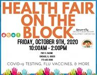 Fall Health Fair on the Block!