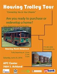 Auburn Gresham Housing Trolley Tour