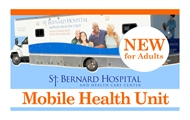 New Mobile Health Unit for Adults