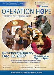 OPERATION HOPE, Feeding the Community