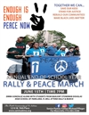 Annual End of School Year Rally & Peace March