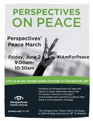 A Powerful Peace March #IAmForPeace