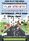 77th & Sangamon MEGA Block Party and PlayStreets Activation