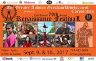 Thanks for Another Successful 79th Street RenFest September 9-10, 2017