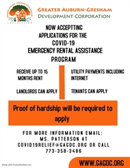 GAGDC accepting applications for the Emergency Rental Assistance Program (ERAP)