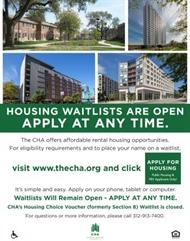Housing Waitlists Are Open Apply At Any Time