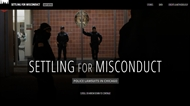 Settling for Misconduct: An Exploration of the Chicago Reporter's Interactive Database of Police Misconduct Cases