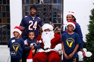 Players host Holiday giving initiative