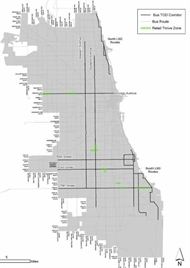 Mayor Emanuel Moves to Expand the City's Transit Oriented Development Policy to Eight Bus Corridors Across Chicago
