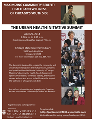 THE URBAN HEALTH INITIATIVE SUMMIT