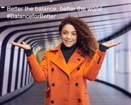 'Better the Balance, Better the World' International Women's Day, March, 8, 2019