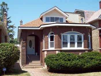 Wonderfully Rehab House For Sale 5 Bedroom 3 Bathroom 2 Car Garage Auburn Gresham Portal