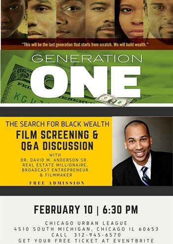 an introduction to the lack of generational wealth in the black community Introduction 2 poverty and education: finding the way forward preface as citizens with an even higher rate for black and.